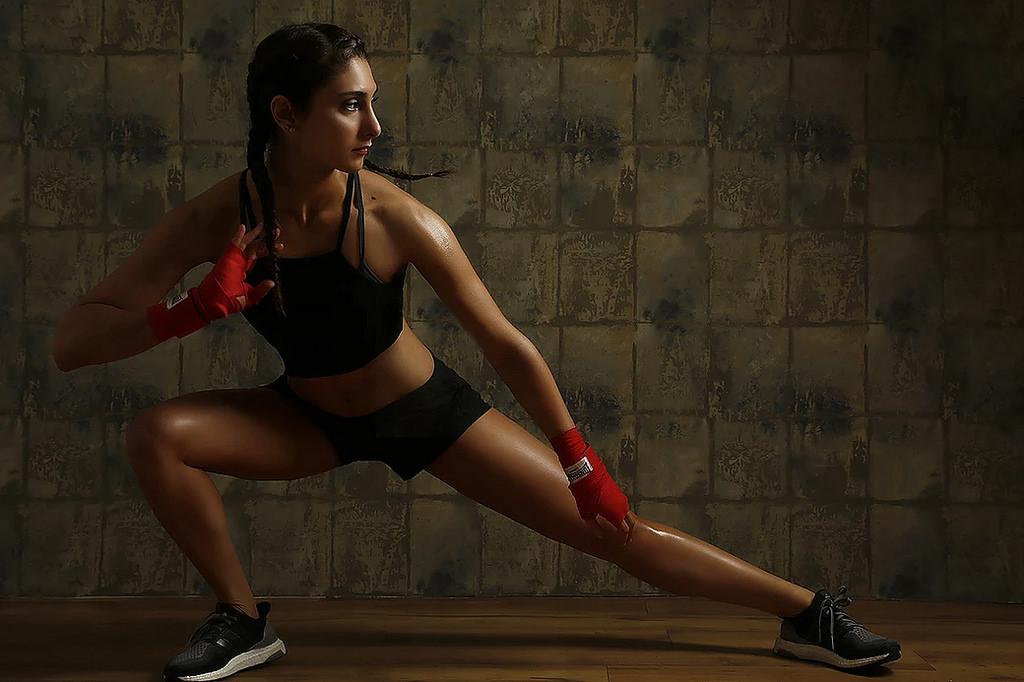 Kom i gang med fitness i hjemme