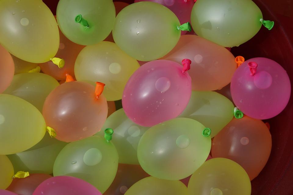 Sæt sommeren i gang med vandballoner